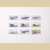 Aeroplanes (Civil) - Reproduction